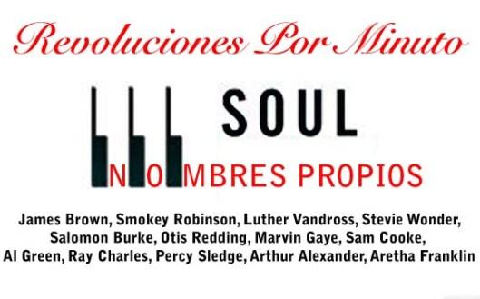 Soul. Nombres Propios