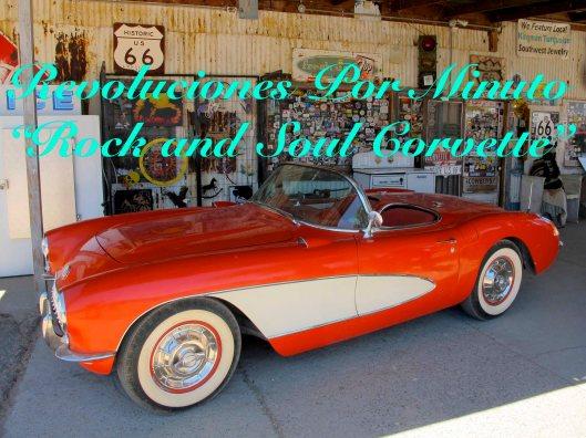 Rock and Soul Corvette