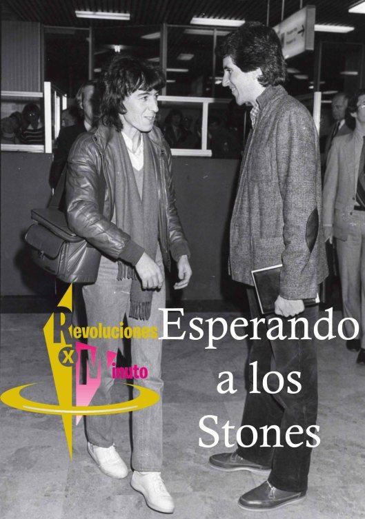 Recibiendo a los Stones